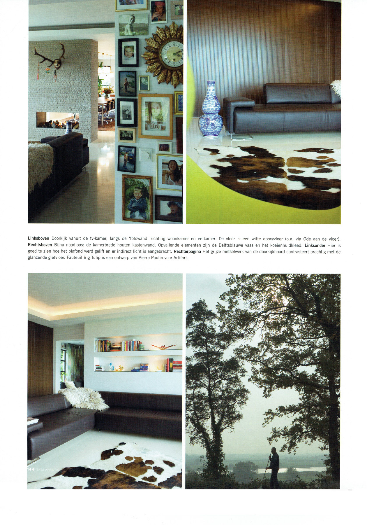 Publicatie EIGENHUIS & INTERIEUR